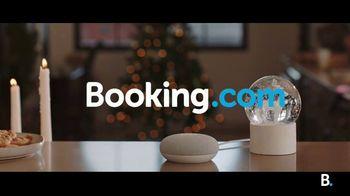 Booking.com TV Spot, 'Mark's Resolution: Free Google Nest Mini' - Thumbnail 1