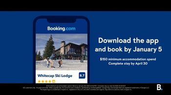 Booking.com TV Spot, 'Mark's Resolution: Free Google Nest Mini' - Thumbnail 7