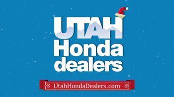 Happy Honda Days TV Spot, 'Utah: Clearance Pricing' [T2] - Thumbnail 6