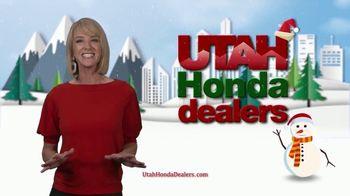 Happy Honda Days TV Spot, 'Utah: Clearance Pricing' [T2] - Thumbnail 2