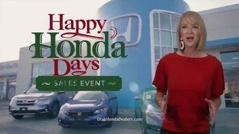 Happy Honda Days TV Spot, 'Utah: Clearance Pricing' [T2] - Thumbnail 5