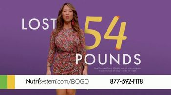 Nutrisystem Personal Plans TV Spot, 'People Are Different: One Month Free' Featuring Marie Osmond - Thumbnail 6