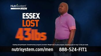 Nutrisystem BOGO Sale TV Spot, 'Nutrisystem for Men: Time to Get Healthy: 18 Pounds' - Thumbnail 10
