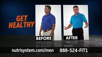 Nutrisystem BOGO Sale TV Spot, 'Nutrisystem for Men: Time to Get Healthy: 18 Pounds' - Thumbnail 2