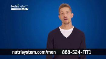 Nutrisystem BOGO Sale TV Spot, 'Nutrisystem for Men: Time to Get Healthy: 18 Pounds' - Thumbnail 4