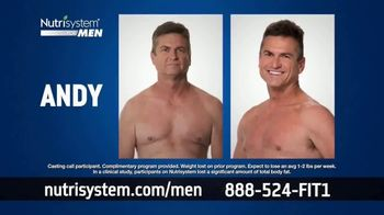 Nutrisystem BOGO Sale TV Spot, 'Nutrisystem for Men: Time to Get Healthy: 18 Pounds' - Thumbnail 7