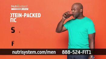Nutrisystem BOGO Sale TV Spot, 'Nutrisystem for Men: Time to Get Healthy: 18 Pounds' - Thumbnail 8
