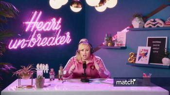 Match.com TV Spot, 'Opening Lines' Featuring Rebel Wilson - Thumbnail 1