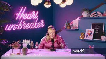 Match.com TV Spot, 'Opening Lines' Featuring Rebel Wilson - Thumbnail 4