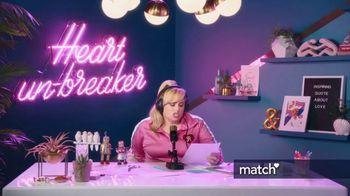 Match.com TV Spot, 'Opening Lines' Featuring Rebel Wilson - Thumbnail 7