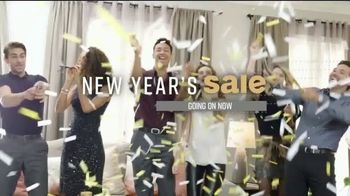 Ashley HomeStore New Year's Sale TV Spot, 'Welcome in the Year: Recliners, Sofa, Dining & Beds' Song by Midnight Riot - Thumbnail 2
