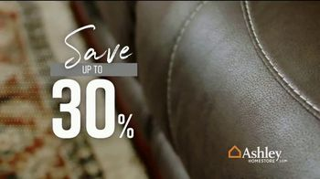 Ashley HomeStore New Year's Sale TV Spot, 'Welcome in the Year: Recliners, Sofa, Dining & Beds' Song by Midnight Riot - Thumbnail 3
