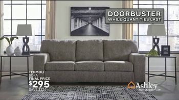 Ashley HomeStore New Year's Sale TV Spot, 'Welcome in the Year: Recliners, Sofa, Dining & Beds' Song by Midnight Riot - Thumbnail 7