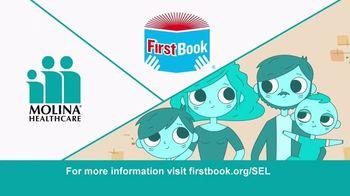 First Book TV Spot, 'Social Emotional Learning: Social Awareness Exercise' - Thumbnail 9