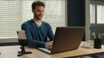 WeatherTech DeskFone TV Spot, 'Guy On the Go'