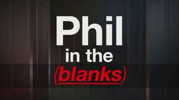 Phil in the Blanks TV Spot, 'Happy Holidays'