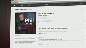 Phil in the Blanks TV Spot, 'Happy Holidays' - Thumbnail 5