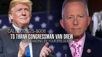 Committee to Defend the President TV Spot, 'Congressman Van Drew: Country Before Party'