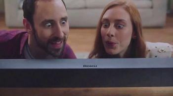 Roku TV Spot, 'Stream Big'