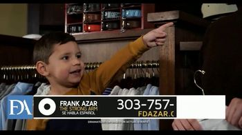 Franklin D. Azar & Associates, P.C. TV Spot, 'Even Kids Know: Shopping'
