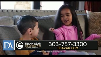 Franklin D. Azar & Associates, P.C. TV Spot, 'Even Kids Know'