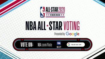 NBA TV Spot, '2020 All-Star Voting' - Thumbnail 9
