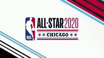 NBA TV Spot, '2020 All-Star Voting' - 181 commercial airings