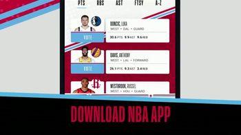 NBA TV Spot, '2020 All-Star Voting' - Thumbnail 7