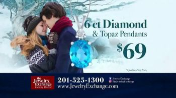 Jewelry Exchange TV Spot, 'New Year's: Pendants, Studs and Halo Rings'