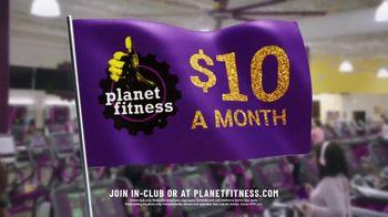Planet Fitness TV Spot, 'Bike of Shame: $10 a Month' - Thumbnail 10