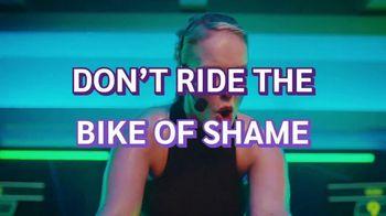 Planet Fitness TV Spot, 'Bike of Shame: $10 a Month' - Thumbnail 7
