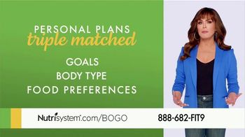 Nutrisystem Personal Plans TV Spot, 'Big Deal: BOGO' Featuring Marie Osmond - 3563 commercial airings