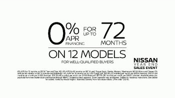 Nissan Year End Sales Event TV Spot, 'Black Friday' [T2] - Thumbnail 9