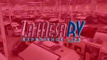La Mesa RV Year End Indoor RV Blowout Sale TV Spot, 'Hundreds of Discounts: 2020 Winnebago VITA' - Thumbnail 3