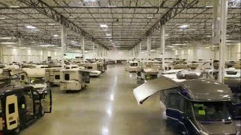 La Mesa RV Year End Indoor RV Blowout Sale TV Spot, 'Hundreds of Discounts: 2020 Winnebago VITA' - Thumbnail 5