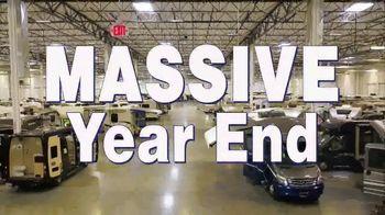 La Mesa RV Year End Indoor RV Blowout Sale TV Spot, 'Hundreds of Discounts: 2020 Winnebago VITA' - Thumbnail 6