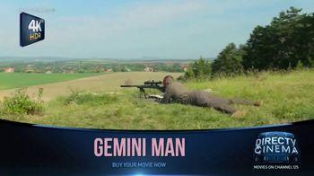 DIRECTV Cinema TV Spot, 'Gemini Man' - Thumbnail 1
