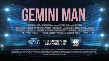 DIRECTV Cinema TV Spot, 'Gemini Man' - Thumbnail 10