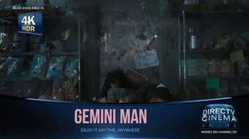 DIRECTV Cinema TV Spot, 'Gemini Man' - Thumbnail 3