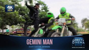 DIRECTV Cinema TV Spot, 'Gemini Man' - Thumbnail 4