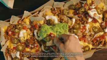 Taco Bell Nachos Party Pack TV Spot, 'That's My Nacho' Song by Hayley Mills - Thumbnail 9