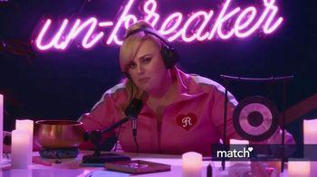 Match.com TV Spot, 'Meditation for Daters' Featuring Rebel Wilson - Thumbnail 4