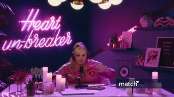 Match.com TV Spot, 'Meditation for Daters' Featuring Rebel Wilson - 894 commercial airings