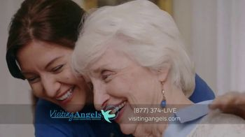 Visiting Angels TV Spot, 'In a Heartbeat'