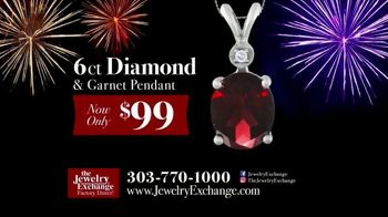 Jewelry Exchange TV Spot, 'New Year's Week: Garnet, the New Year's Jewel'
