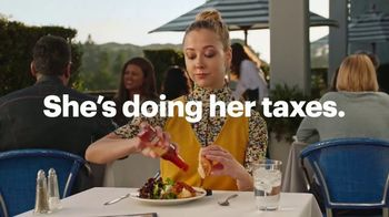 H&R Block Tax Pro Go TV Spot, 'Hot Sauce' Song by The Isley Brothers