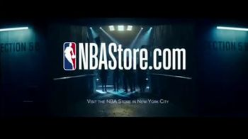 NBA Store TV Spot, 'Holiday Offer: Pelicans and Nuggets' - Thumbnail 10