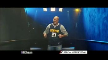 NBA Store TV Spot, 'Holiday Offer: Pelicans and Nuggets' - Thumbnail 2