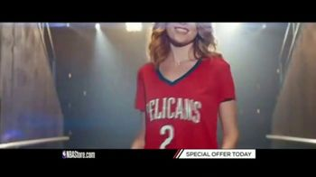 NBA Store TV Spot, 'Holiday Offer: Pelicans and Nuggets'