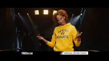 NBA Store TV Spot, 'Holiday Offer: Pelicans and Nuggets' - Thumbnail 4